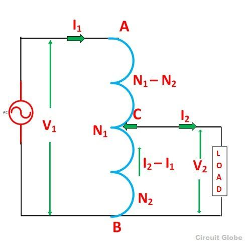 What is an Auto Transformer? - Working, Advantage, Disadvantage ...