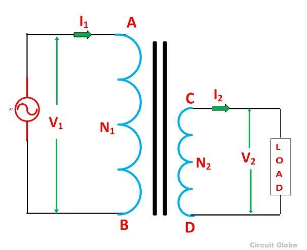 AUTOTRANSFORMER-TWO-WINDING