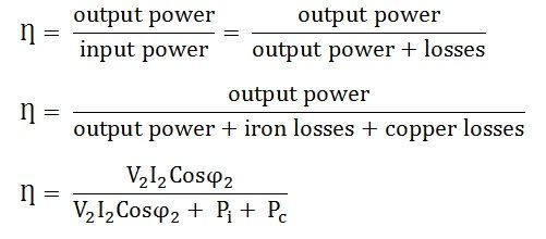 TRANSFORMER-EFFICIENCY-EQ1