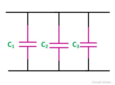 PARALLEL-CAPACITANCE-CIRCUIT