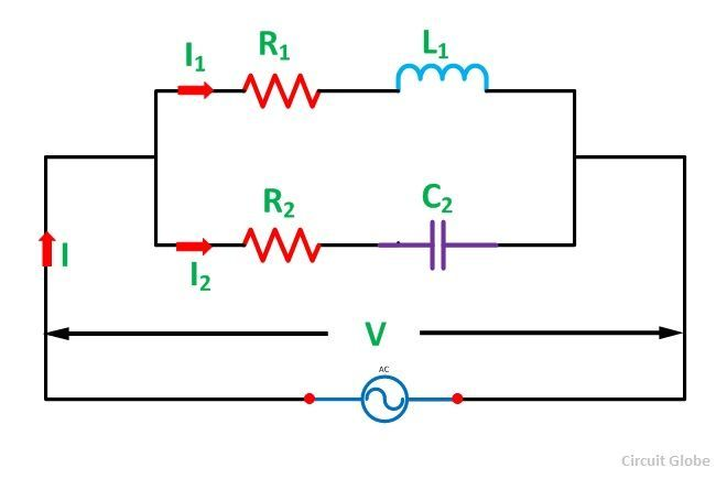 phasor-method-of-solving-parallel-circuit-fig