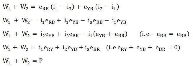 two-wattmeter-method-eq14
