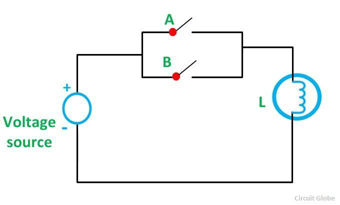What Is Or Gate Logic Symbol Amp Truth Table Circuit Globe