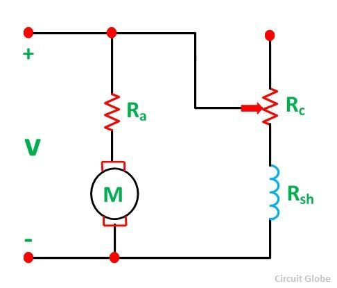 Sd Control of DC Motor: Armature Resistance Control and Field ... on dc motor controller using lm555, dc motor driver schematic, pwm motor control schematic, dc wiring diagrams, electric motor schematic, dc motor troubleshooting, dc motor field wiring, dc motor circuit board, dc motors how they work, dc schematic diagrams, dc motor brake schematic, dc electric motors for cars, dc battery schematic, motor control circuit schematic, dc motor brochure, dc motor voltage, motor controller schematic, dc motor circuit schematic, dc shunt motor wiring, dc electric motor wiring,
