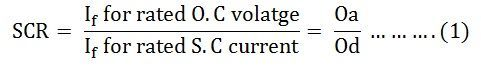 short-circuit-ratio-of-synchronous-machine-eq-1