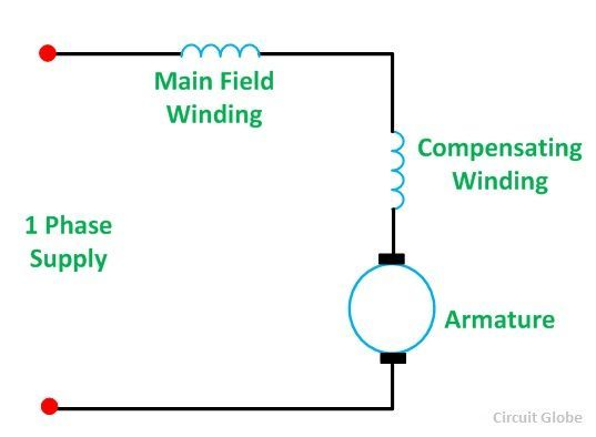on ac motor field wiring diagram