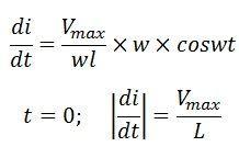 restriking-voltage-transient-equation-4