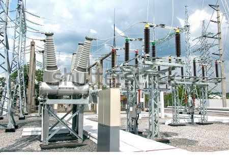foundation-mounted-type-substations