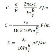 cable-capacitance-equation-1