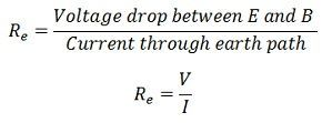 measurement-of-earth-resistance-equation-1
