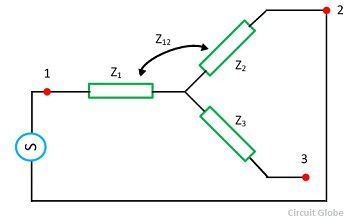 equivalent-circuit-of-a-three-winding-transformer