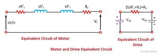motor-and-drive-equivalent-circuit