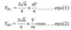 static-scherbius-drive-equation-1