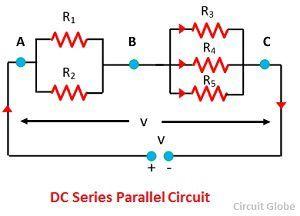 dc-series-parallel-circuit