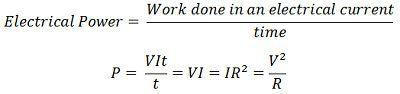 electrical-power-formula
