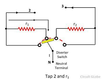 What is On-Load Tap-Changing Transformer? Definition, Location ... Oltc Series Schematic Diagram on