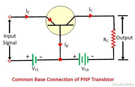 common-base-pnp-transistor