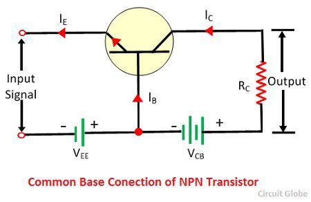 common-base-connection-npn-transistor