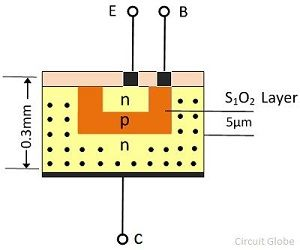 pnp-diffused-junction-technique