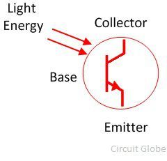circuit-of-phototransistor