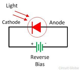 photo-diode-connection
