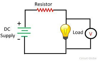difference between ammeter \u0026 voltmeter (with comparison chartAmp Meter Wiring Diagram Resistor #1