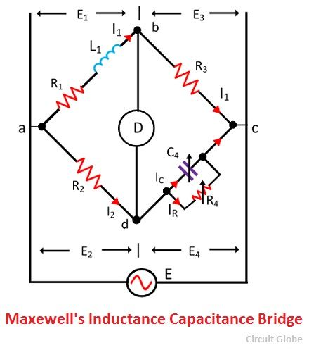 maxewell-inductance-capacitance-bridge