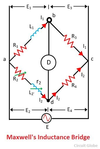 What is Maxwell's Bridge? - Maxwell's Inductance & Maxwell's