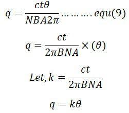 ballistic-galvanometer-equation-of-charge