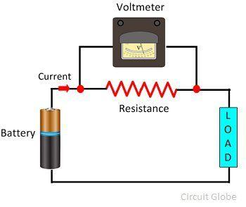 voltmeter-circuit