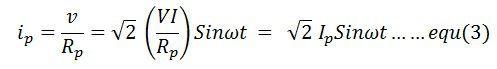 wattmeter-equation