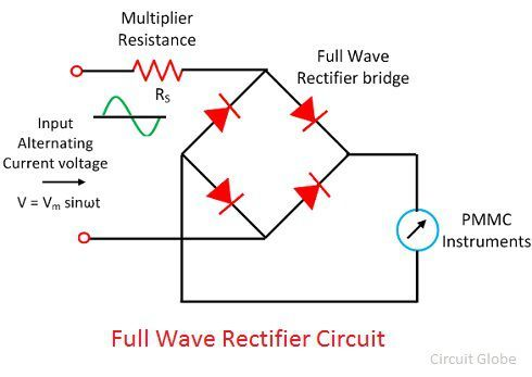 full-wave-rectifier-circuit