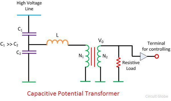 circuit-for-potential-transformer