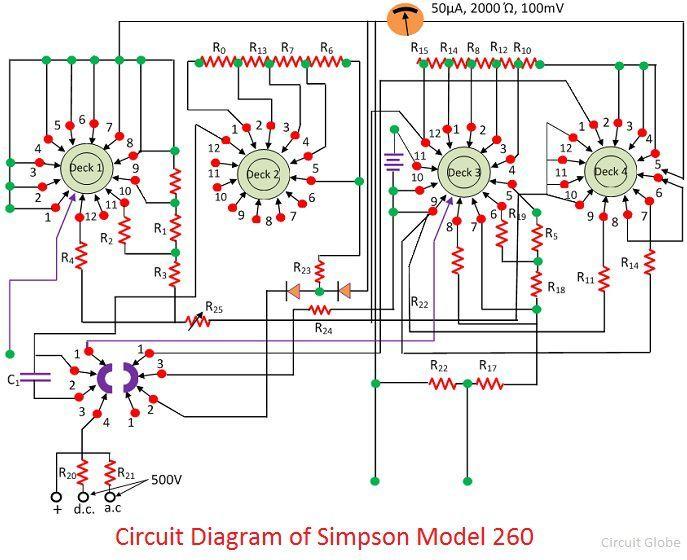 volt-ampere-mili-ohmmeter-circuit-diagram