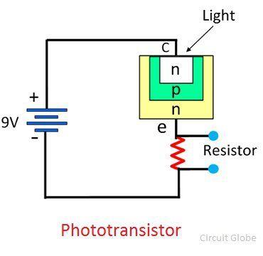 photo-transistor
